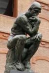 Rodin's 'The Thinker'