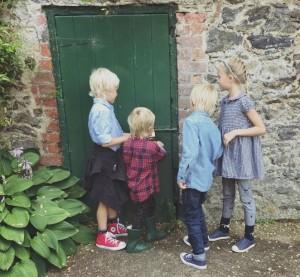"""""""What's behind this door?"""" Wonder? Curiosity? Expectancy!"""